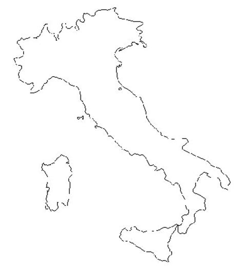 italy map outline printable blank map of renaissance italy