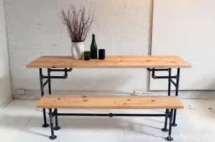 modern ep3 wood iron table