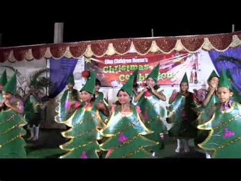 am the happiest christmas tree song performed by elim kids