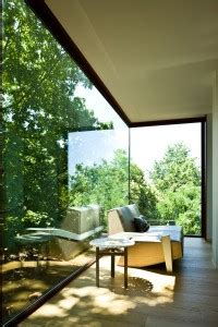 the house in the woods: stunning eco friendly home blends
