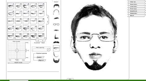 software sketsa wajah inganan ta