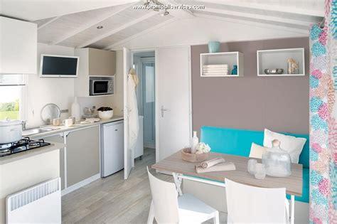 Restaurer Un Mobil Home by Mobil Home 2 Chambres 28m 178 Relais De L Oc 233 An