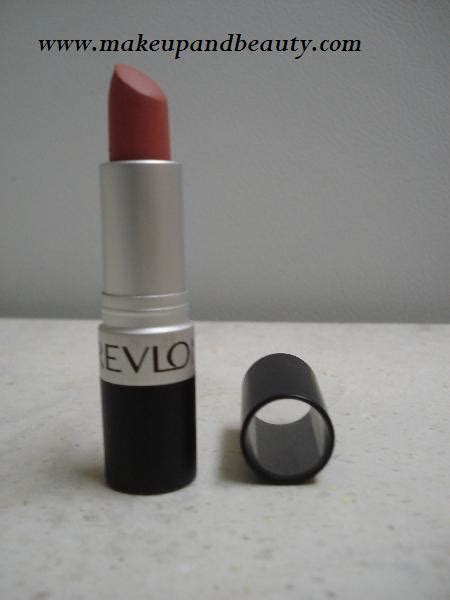 Revlon Matte Lipstick 003 revlon matte lipstick 003 mauve it review and swatches