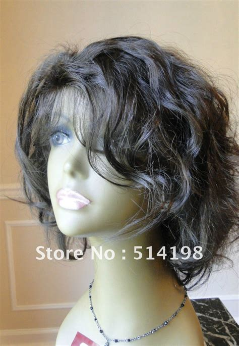 short curly human hair full lace wigs body wave indian 2013 short human hair full lace wigs body wave curly black