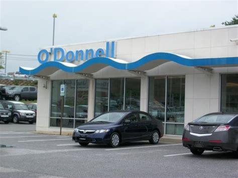 honda dealership ellicott city o donnell honda ellicott city md 21043 car dealership