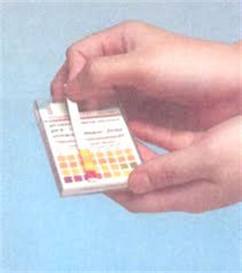 Kertas Indikator Universal belajar ipa smp penentuan skala keasaman dan kebasaan