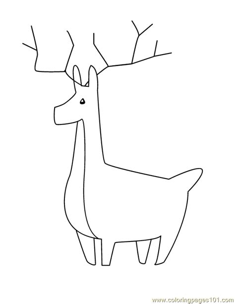 coloring page browning deer free browning deer logo coloring pages