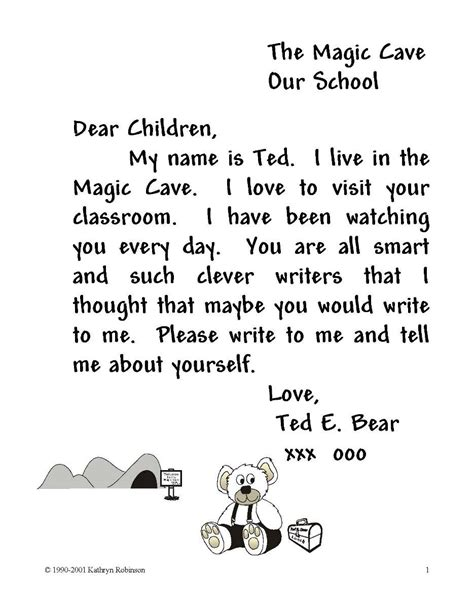 Best Introduction For Friendly Letter friendly letter exles 5th grade best photos of