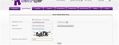 tutorial pembuatan web gratis tutorial cara pembuatan web harizfadillahmuslim