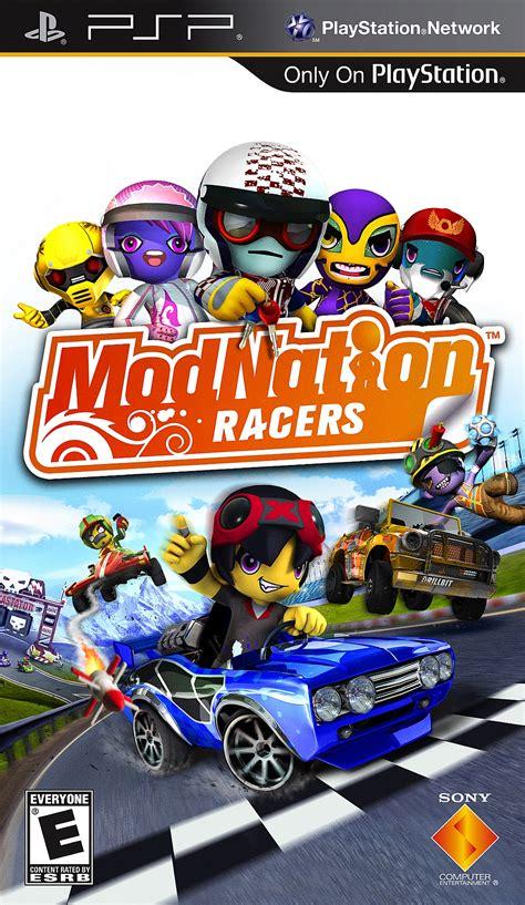 download mod game psp modnation racers playstation portable ign