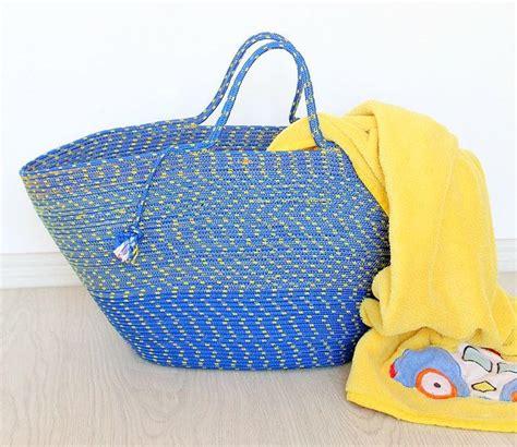 Rope Bag Diy - rope diy bag allfreesewing