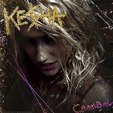 Cd Original Kesha Warrior ke ha cannibal fanmade album cover