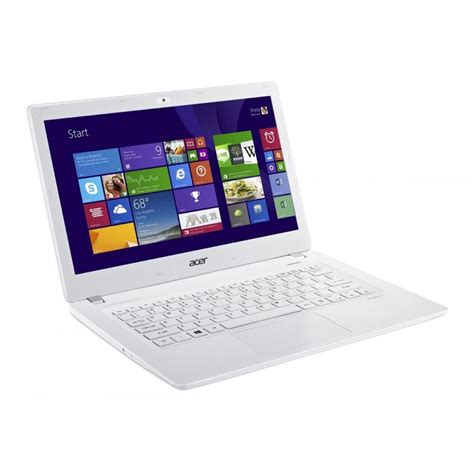 Laptop Acer I3 Ram 4gb acer v3 371 intel 174 core i3 processor 4gb ram 500gb drive wifi 13 3 inch laptop white