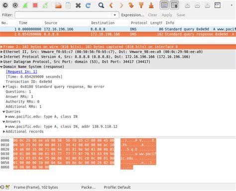 wireshark tutorial network lab lab 9 network socket programming intermediate ecs