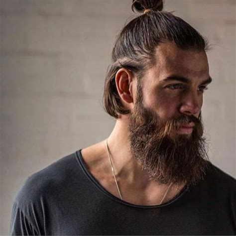 mens hair topknot 19 samurai hairstyles for men