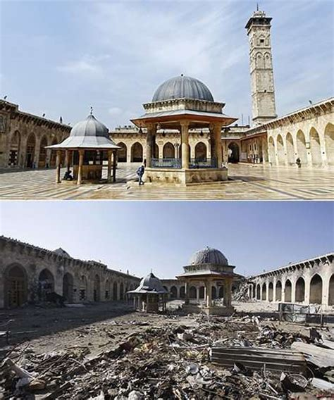 syria before and after images of syria before and after will chill you to the bone