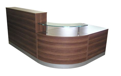Reception Desks Ireland Reception Counter 2 4m Home Office Desks Uk Ireland