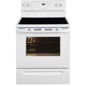 home depot frigidaire frigidaire 30 in 5 3 cu ft electric range with self