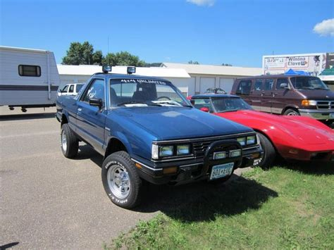 subaru brat stance found a sweet 1987 brat for sale subaru forester owners