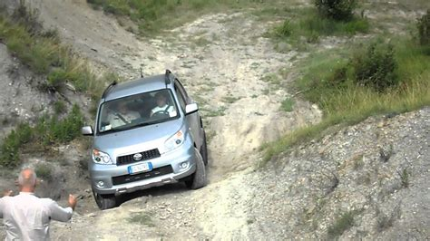 daihatsu terios off road terios off road oltrep 242 pavese youtube