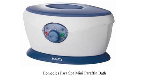 Paraffin Bath by Paraffin Baths