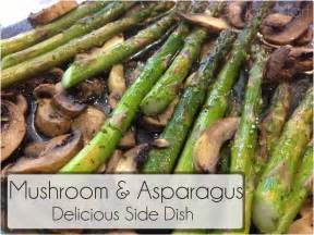 mart and asparagus delicious side dish recipe - Dishes With Asparagus