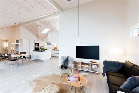 danish living room living room industrial with wall mural incredible danish wooden house promoting industrial beauty