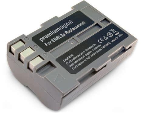 Battery Nikon En El3e 1 nikon en el3e replacement battery