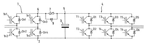 capacitor charge current limiter patent us6275393 nonlinear current limiting precharging circuit for a capacitor connected to