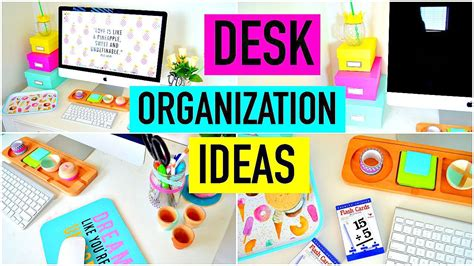 desk organization ideas diy desk organization ideas diy decor how to organize