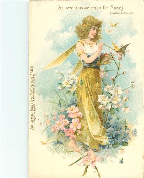 N 839 Paket Set Xuping butterfly tuckdb postcards