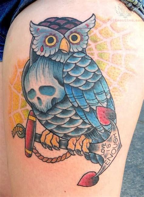 tattoo owl anchor anchor tattoos and designs page 214