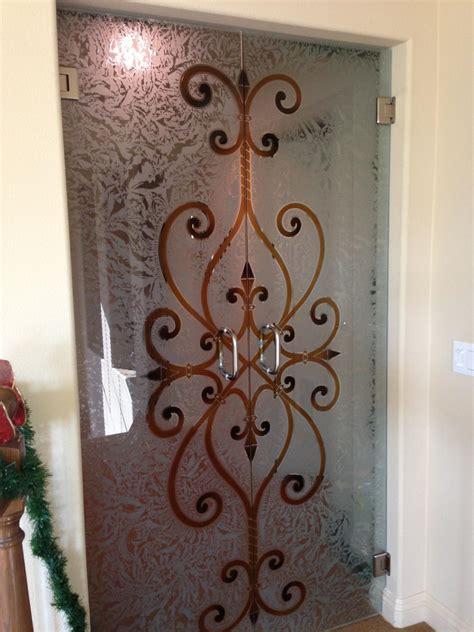 Door Glass Designs Frameless Doors Sans Soucie Glass