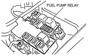mazda 626 fuel pump relay diagnostics youtube mazda 1995 mx6 v6 engine fuel pump problem replaced pump no power to the pump is there a fuel