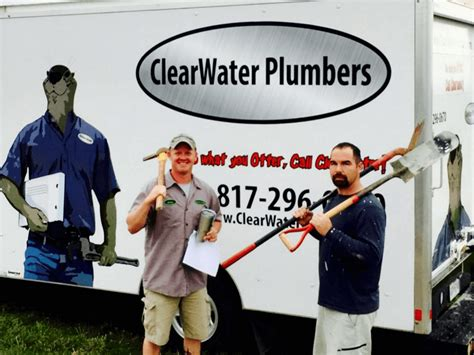 meet the clearwater plumbers team do what you otter call