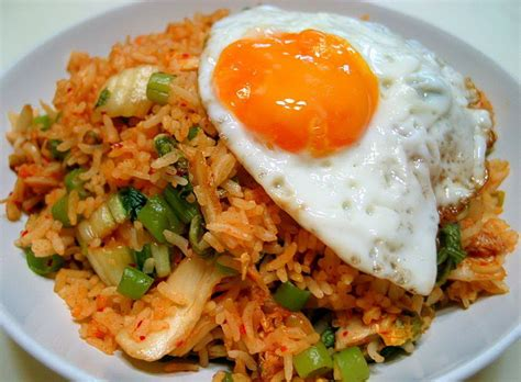 membuat nasi goreng di rice cooker nasi goreng indonesian fried rice easy yummy recipes