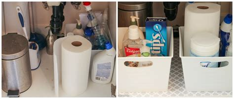 organizing your bathroom how to completely organize your bathroom the happy housie