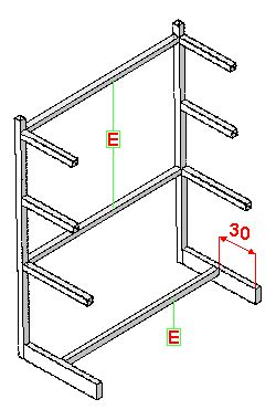 costruire uno scaffale aggiustatutto it fai da te bricolage costruzione di uno