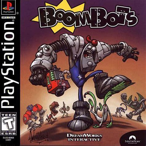 emuparadise eboot boombots u front cover