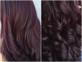 burgundy hair color 60 burgundy hair color ideas maroon purple plum