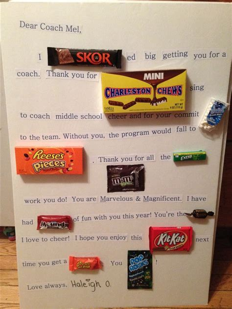 thank you letter for team gift 247 best cheer team ideas images on cheer