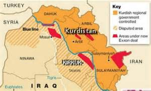 kirkuk, the prize that the sunnis lost, the kurds want