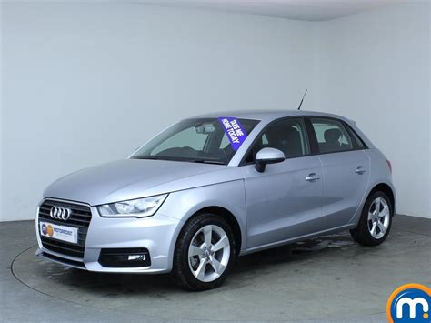 Audi A1 Diesel Motoren by Used Audi A1 For Sale Second Nearly New Cars