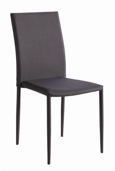 Lot De 4 Chaise by Chaise De Salle 224 Manger Moderne Lot De 4 Molly
