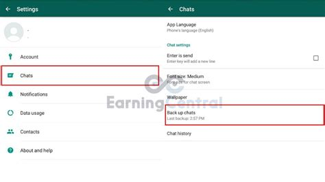 uc tales backup and restore user data after failed move how to install gb whatsapp and restore chats on android