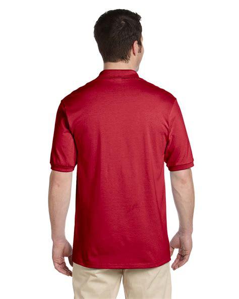 Polo Shirt 6 jerzees polo shirt s sleeve 5 6 oz 50 50 jersey