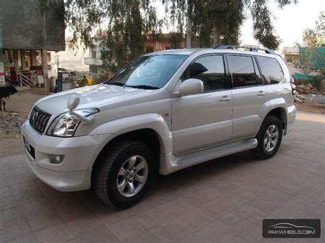 Toyota 2007 For Sale Used Toyota Prado Tz 2007 Car For Sale In Islamabad