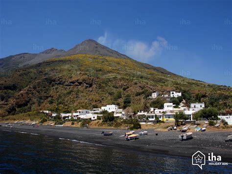 stromboli vacanze villa in affitto a isola di stromboli iha 61045