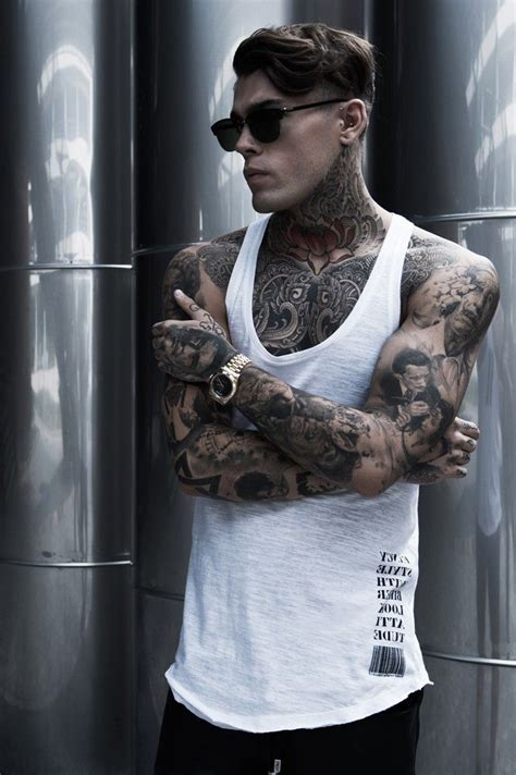 instagram tattoo models male stephen james suicide boys pinterest stephen james
