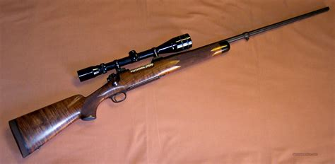 Fliese 70 X 70 custom pre 64 winchester model 70 in 7mm x 300 weather